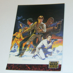 Star Wars Galaxy 1993 Topps #181 Steranko's Empire Trading card